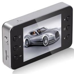 Автомобильная камера K6000 2.2 LCD Full HD 1080 Автомобильный видеорегистратор Видеорегистратор Обнаружение движения Ночное видение G-Sensor Dash Cam WithRetailBOX от