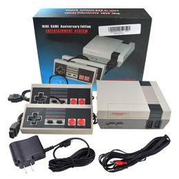 Wholesale Mini console de jeu rétro Système de divertissement maison de jeux classique pour console de jeu vidéo SFC NES TV