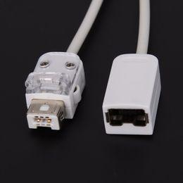 2019 spielkartenabdeckung ALLOYSEED Weiß 3m / 9.8FT Verlängerungskabel für Nintendo Für Wii / Mini NES Classic Controller Edition Griffverlängerungskabel