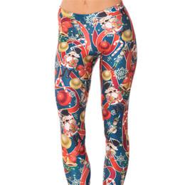 35113c99e0992 New Arrival 3383 Sexy Girl Women Halloween Christmas Nutcracker Gift 3D  Prints Elastic Fitness Polyester Walking Leggings Pants