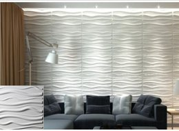Wholesale Wall Textures Modern - Castle decoration style More colorfull Waterproof Artistic Texture Designed Light-weight 3D PVC Wall Ceilling Panels
