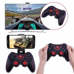 X7 Bluetooth Gamepad sans fil Android pour Android / PC / MIMU TV Box / Contrôleur de jeu MIMU TV Joystick 2.4G Joypad pour téléphone Xiaomi ? partir de fabricateur