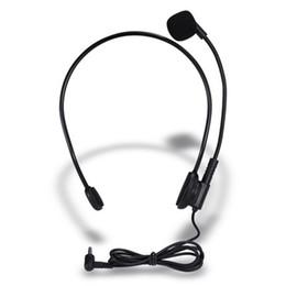Tours mic online-SHISD-S5 2016 Marca Micrófono de Auriculares Micrófono Mic para Altavoz Enseñanza Reunión Guía de Turismo Promoción de Ventas Altavoz
