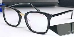 Lunettes hd en Ligne-2018 nouveau designer de mode optique lunettes 3369 cat eyeframe top qualité HD protection extérieure lunettes noble style simple