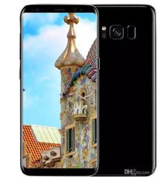 Wholesale Perfect Camera - Perfect Version Goophone S8 Edge S8 Plus Fingerprint 4g Lte Octa Core 6.2 Inch Full Screen 1920x1080 4GB RAM 64GB ROM Add 64G Memory Card