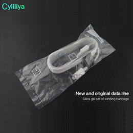 Wholesale Phone Tags - 100% Original 1.2M 1.5M NOTE 4 Micro USB Data Sync Charger Cable With Black Tag for universal smarthphone android phone