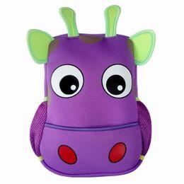 Argentina Mochilas para niños pequeños Vaquita para niños, mariposa, elefante, bandolera pequeña para niña y niño mochila escolar cheap girls backpacks elephants Suministro