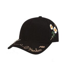 NY Cap NY Yankees casquettes De Mode Broderie Bee mode Pare-Soleil Cap suer Absorber Confortable Baseball Sports ? partir de fabricateur