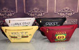 Wholesale Bum Bags - Hot brand designers pu Waist Bags women Fanny Pack bags bum bag Belt Bag men Women Money Phone Handy Waist Purse Solid Travel Bag