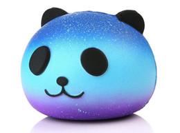 Carino PU Squishy Super Slow Rising Jumbo Panda Squishy Spremere Cinghia Del Telefono Giocattolo Per Bambini Giocattolo Divertente Giocattolo Decompressione da collane di paese fornitori
