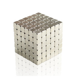 Wholesale Magnetic Ball 5mm - 3mm 4mm 5mm Size 216pcs Cube Magnetic Balls 6*6*6 Magico Magnet Puzzle Educational Toy Metaballs dhl OTH867