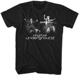 1a4578707 Digital Humpty Humpty Subterrâneo Tupac Mãos No Ar Adulto Camisa de T Dos  Homens de Hip Hop Roupas T-shirt Dos Homens T ..