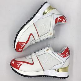 Zapatillas hechas a mano online-MARCHA ATRÁS zapatillas de deporte de lujo marca senior hecha a mano de diseño de calzado deportivo de ocio para mujer EUR tamaño 38 ~ 44