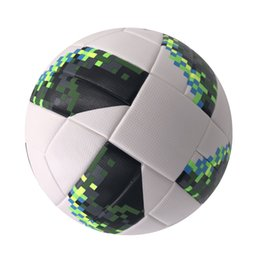 alta calidad Premier PU Fútbol oficial Balón de fútbol Liga de fútbol  campeones entrenamiento deportivo Ball 2018 bola de liga de campeones en  venta f27b5896c5c2f