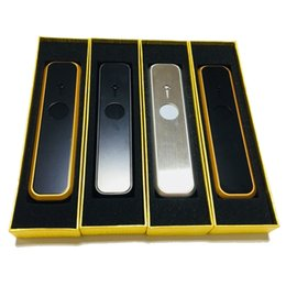 Wholesale New Genius - 2018 New Genius Pipe For Dry Herb Pocket Metal Smoke Pipes 6 Inch 3 Colors Vaporizer Pure Vaporizer