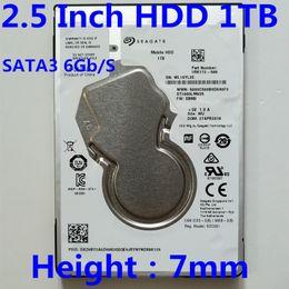 Yeni Seagate 1TB 2.5 Masaüstü HDD Dahili Sabit Disk Sürücüsü 5400 RPM SATA 6Gb / s 128MB Önbellek 2.5 Dizüstü sabit sürücü 1TB nereden