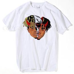 J Cole jay-z Savage hommes t-shirt Xxxtentacion Homme Summer White top Drôle 2Pac Tupac Cartoon T-shirts Pour Homme ou Femme J Cole jay-z ? partir de fabricateur