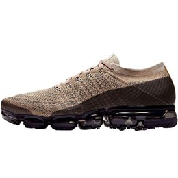 Wholesale Cool Shoes For Women - New Vapormax Mens Shoes For Running Women Shoe Oreo Bred Explore Midnight Fog Cool Grey WMNS Explore Pack Triple Black Mens Shoes