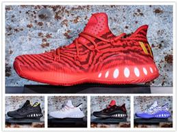 Wholesale games crazy - 2018 Durable Crazy Explosive PK High Boost Wiggins LasVegas Latvia Basketball Shoes Game Sports Sneakers Eur 40-46