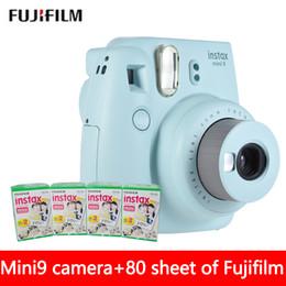 bd559f1a7fc3d 2019 película de instax cámara Nuevos 5 colores Fujifilm Instax Mini 9  álbumes Instant Photo Camera