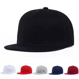 Tablero Ligero de verano VORON Gorra de béisbol hombres mujeres gorra  snapback de ala plana Hip Hop bboy sombrero sólido DIY unisex ajustable 11  colores fe9fe521db6