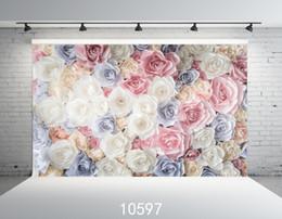 Fotografische Hintergründe Baby Hochzeit Blumen Foto Kulissen Stoff Vinyl Hintergrund Für Fotostudio Fundo Fotografia von Fabrikanten
