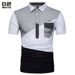 09a42733f 2018 venda quente Éden Algodão de Alta Qualidade França estilo camisas  S-XXL Park roupas de marca Novo Verão Curto s Para Homens desconto curto  parque