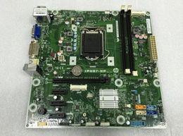 Envío gratis CHUANGYISU para la placa base original H87 IPM87-MP V1.03 707825-001 707825-002 732239-501 Socket 1150 USB3.0 desde fabricantes