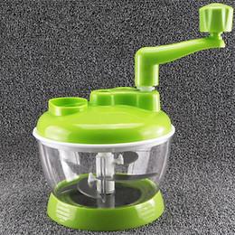 Molinillos fáciles online-Cortador de vegetales para el hogar, multifunción, picadora de carne, fácil de limpiar, herramientas de cocina de cocina, accesorio 12sh C R