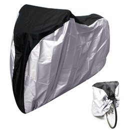 Wholesale Road Covers - Bike Cover Rain Snow Dust Sunshine Cover Waterproof Outdoor Waterproof UV Protection Bicycle, Bike Cover For Mountain and Road Bikes