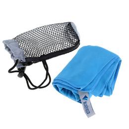 Wholesale Ultralight Kits - Microfiber Antibacterial Ultralight Compact Quick Drying Towel Camping hiking Hand Face Towel Outdoor travel kits