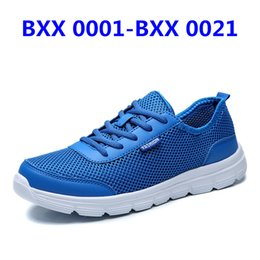Wholesale Grey Rubber Bands - BXX 0001-BXX 0021 Womens Mens Breathable Shoes Lace-up Students Shoes Mens High Quality Low To Casual Shoes blue red black
