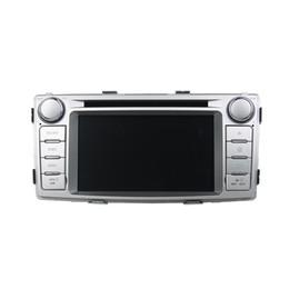 Dvd toyota hilux online-Auto DVD-Player für Toyota Hilux 2012 6,2 Zoll Andriod 8.0 mit GPS, Lenkradsteuerung, Bluetooth, Radio