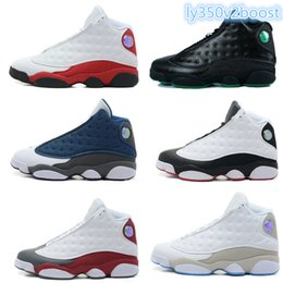 Wholesale gold star discounts - Discount 13 Olive Altitude ITALY BLUE Bordeaux Sngl Day Love And Respect Chicago bred Basketball Shoes 13s Mens Sports shoes Womens Athletic