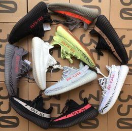 Wholesale Unisex Shoes - Beluga 2.0 350 v2 Shoes Mix 12 colors V2 v1 Grey Bold Ah2203 Yellow Semi Frozen Blue Tint Men Women Running Shoes
