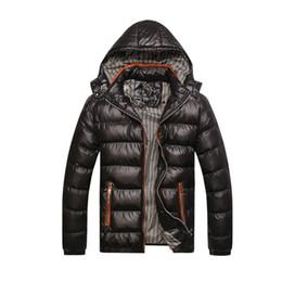 Wholesale Gold Goose - New Brand Winter Jacket Men Warm Down Jacket Casual Parka Men padded Winter Jacket Casual Handsome Winter Coat Men
