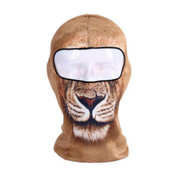 Wholesale Camouflage Skull Mask - BALACLAVA FACE MASK Skull Fangs Real Tree Camouflage HUNTING HAT CAP!