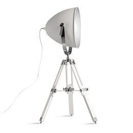 Lampade a stelo d'epoca online-Vintage Loft Nordic Lampade da terra Industriale Retro Soggiorno Luci da pavimento Treppiede Sonda Photo Studio Lights Standing Lamps Decor