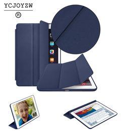 a13 mid tablets Sconti Originale astuccio 1: 1 per 2018 Nuovo ipad 9.7 pollici: A1822`A1823`A1893`A1954, YCJOYZW Custodia Smart Cover in pelle per auto Smart Sleep