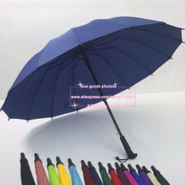 Wholesale operation lights - Dropping Travel Golf Windproof Resitant Umbrella for One Handed Operation, Slip-Proof Handle for Easy Carrying Men Women
