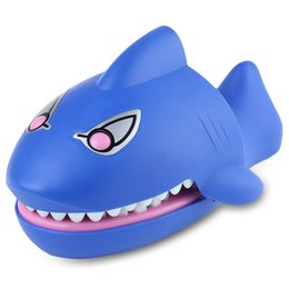 Wholesale Old Bit - Trick Toy Shark Style Bite Finger English Version Spoof Toy Playing together with Your Children is a Perfect Communication