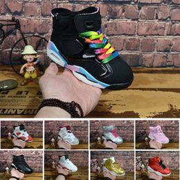 huge discount 12b24 08680 2018 Nike air Jordan 6 12 13 retro Kinder 6 Basketballschuhe für Jungen  Mädchen ReTro Infrarot Karmin 6s UNC Toro Hase Oreo Maroon Jugend  Sportschuhe Kinder ...