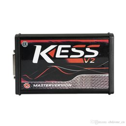 Wholesale Kess V2 - Online Version Kess V2 V5.017 EU Version with Red PCB Kess v2.23 No Token Limited