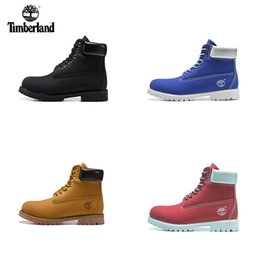 Wholesale Best New Casual Sneakers - Best quality New Timberland Mountaineering shoes Mens Designer Sports Running Shoes for Men Sneakers CasualTrainers Women Luxury Brand