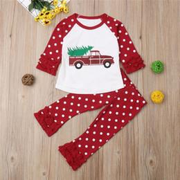 7912b22f4540e costume d arbre enfants Promotion Les filles de Noël tenue automne Boutique enfants  vêtements 2pcs