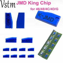 Wholesale baby bmw - 100% Original JMD King Chip for CBAY Handy Baby Key Copier to Clone 46 4C 4D G Chip Free Shipping 15pcs lot