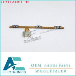 Volume de puissance flex en Ligne-Câble de câble latéral à bouton de réglage du volume d'alimentation pour faisceaux d'accessoires Vernee Apollo lite