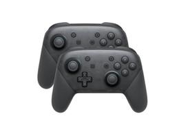 Canada Manette de jeu Bluetooth sans fil Pro Manette de jeu Joystick pour console de commutateur NS Prise en charge de la capture de vibrations somatosensorielle Offre