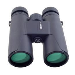 Militaire hd en Ligne-Militaire HD 10x42 Jumelles Télescope De Chasse Professionnel Zoom Vision Haute Qualité Sans Oculaire Infrarouge Noir pour Cadeau