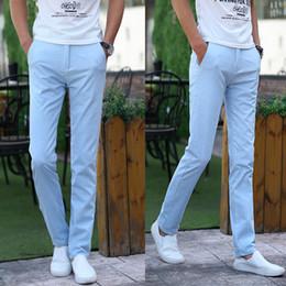 38 Pantaloni Casual Business Eleganti 28 Taglia Viaggio Cotone Lino Da E Uomo Ed In SlimComodi lFK1cJT